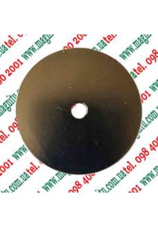 Фото:  Кільце з діаметральним намагніченням Ø D30 - 6 х H3 mm DN
