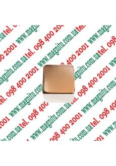 Фото: Неодимовий магніт Куб 15х15х15