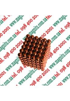 Фото: Неокуб Іграшка (Червоний) 216 кульок